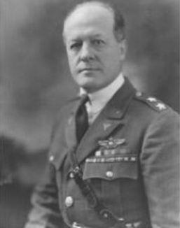 Major Gen. Benjamin Foulois