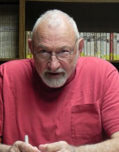 Bill Wehner - July 2013 Red Shirt