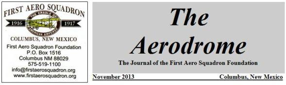 Aerodrome November 2013