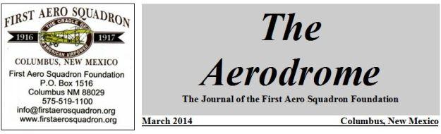 March 2014 Aerodrome Masthead 001