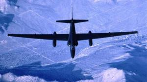 U-2 in flight - It's been flying for almost 60 yrs