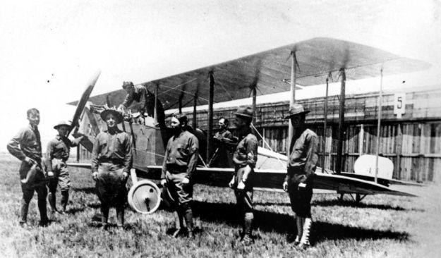 Curtiss JN-2 @ North Island San Diego 1913