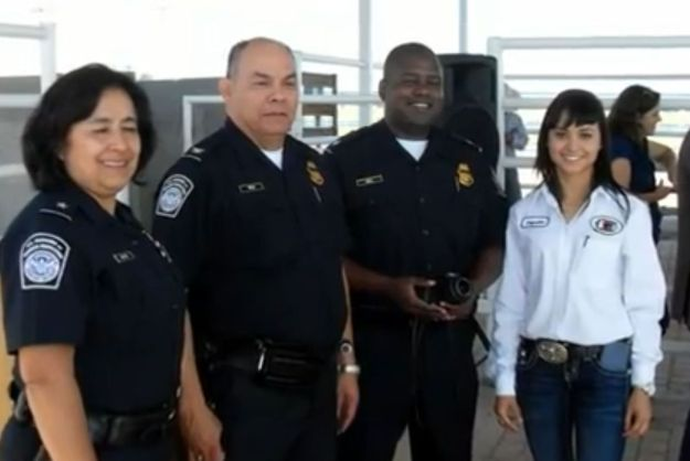 ~U.S. Customs Officials at Grand Opening Celeb 008