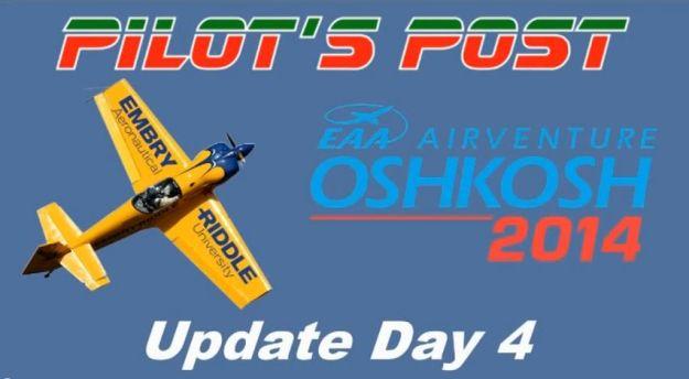 AirVenture Update Day 4