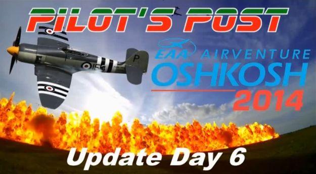 AirVenture Update Day 6