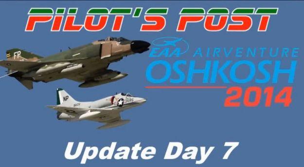 AirVenture Update Day 7