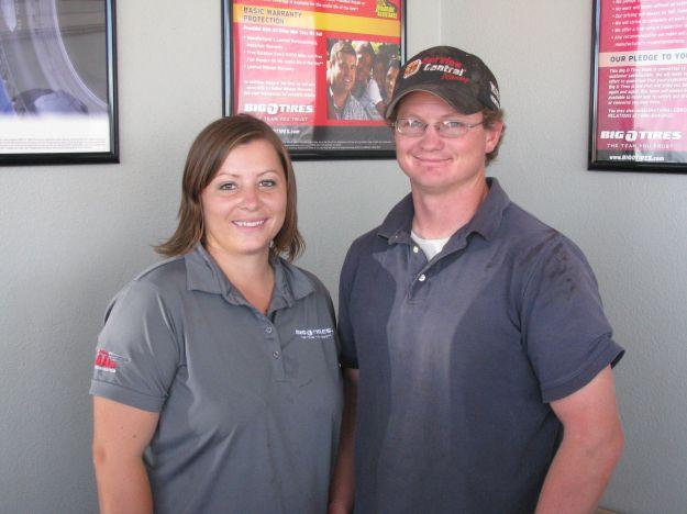 Megan & Cal Wenzel 081314