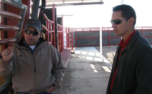 110414-WIII & Josh @ Stkyrds 002