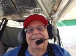 Carl Bogardus - 555 Newsletter Editor Selfie 009