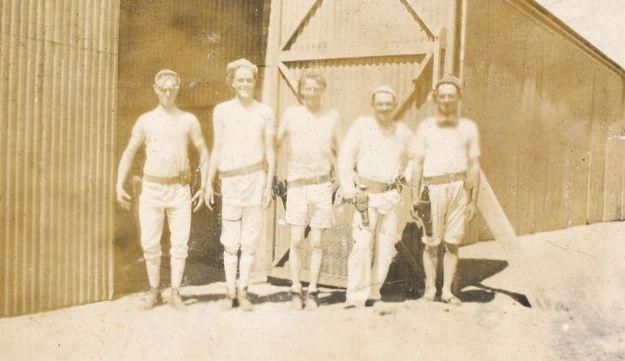 FAS Members of the Guard - Columbus, NM 1917