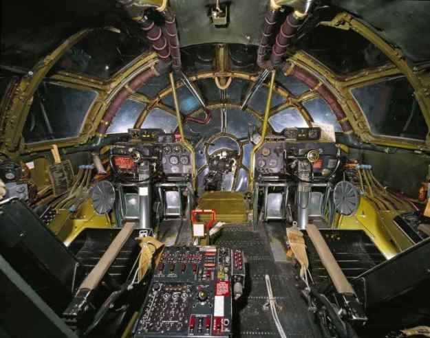 1944 - Boeing B29 Superfortress - Ship that dropped the two Atomic Bombs on Japan
