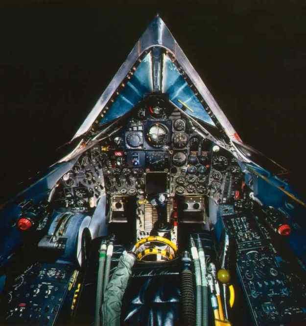 1966 - 1998 - Lockheed SR-71