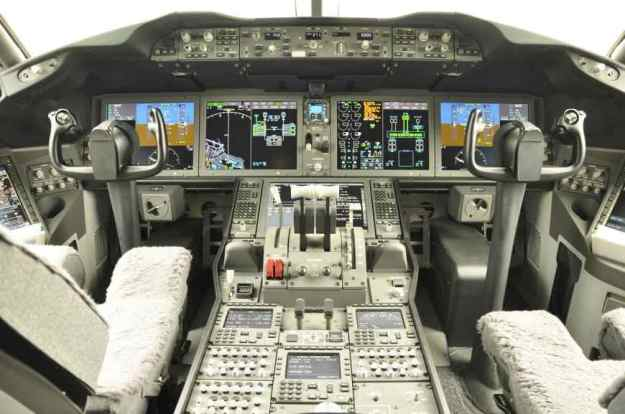 2009 - Currently Flying. Named the Dreamliner it has first widespread use of high-tech non metallic structural members.