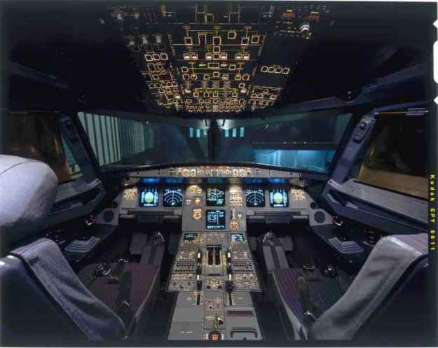 1984 - Currently Operating: Airbus A320 Narrow Body Airliner.