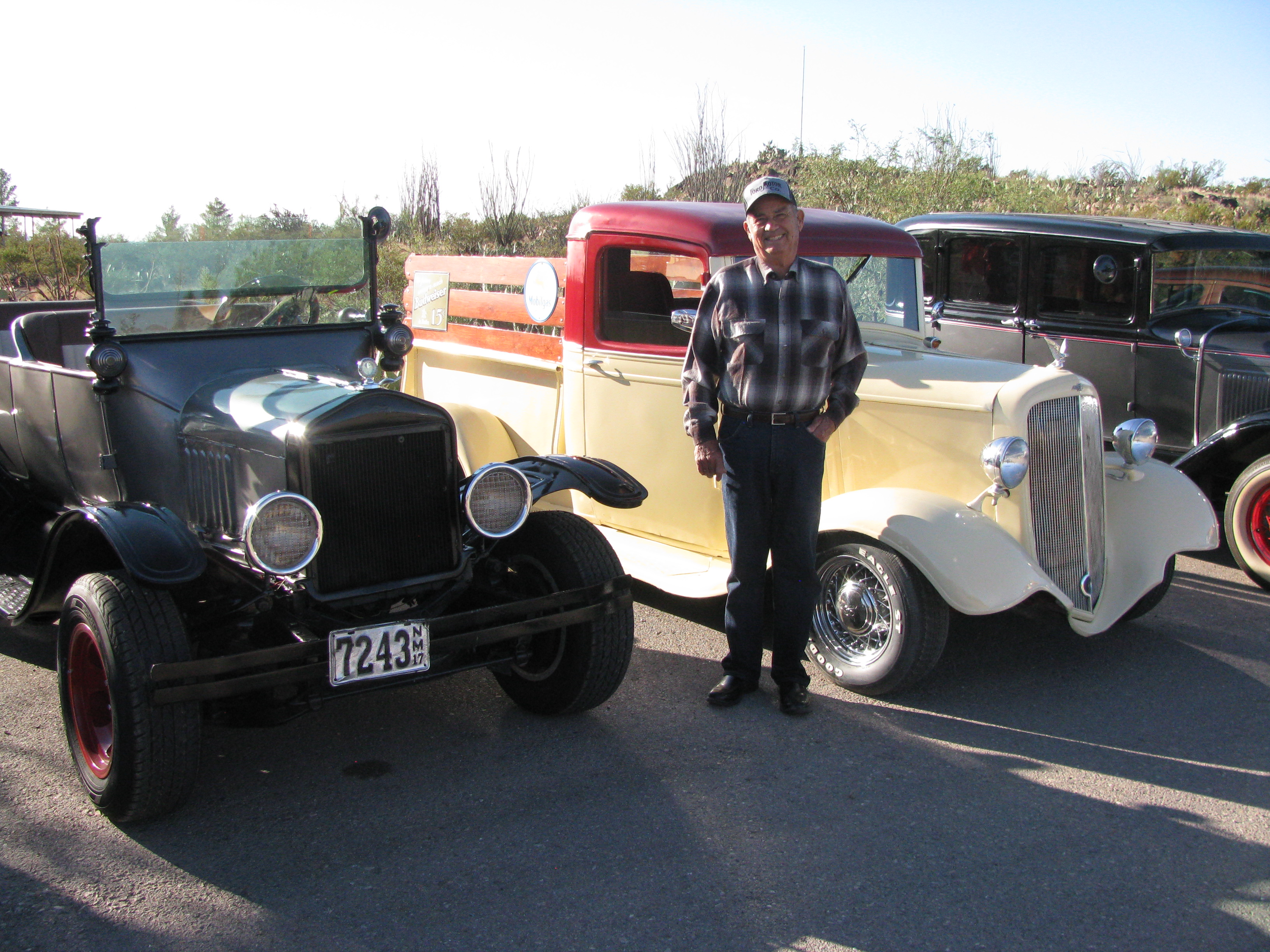 Your FASF Recruiters Do It Again At Local Antique Car Show First - Show me antique cars