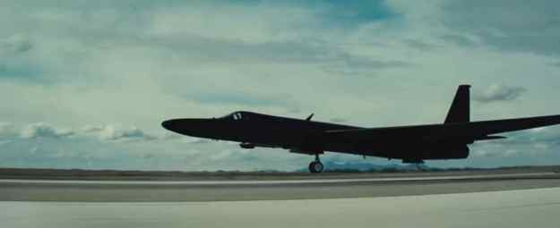 Photo of U-2 for link to movie trailer