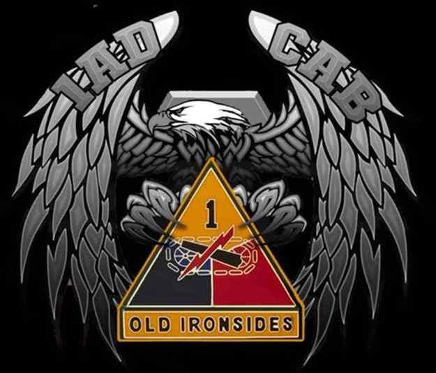 CAB Combat Insignia Logo 002