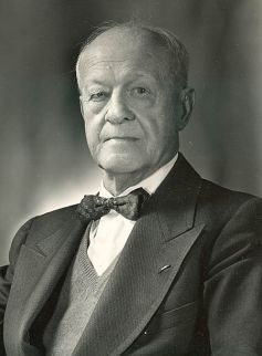 Maj. Gen Ben Foulois, USAF Retired ca 1965