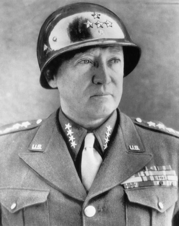 General Patton During WWII
