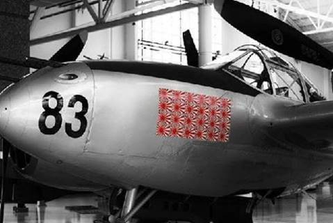 10) The P-38 was the first American fighter to extensively use stainless steel and flush-mounted rivets.