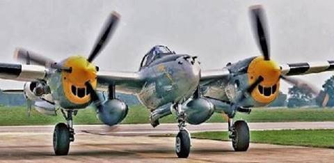 17) In total, over 10,000 P-38s were produced during the war, making it one of the most successful fighters and interceptors of its time.