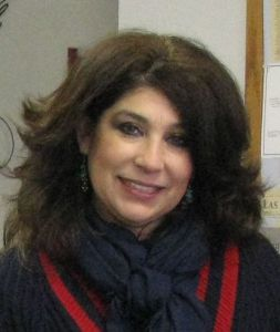 FASF Treasurer, Alma Villezcas