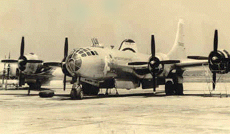 The U.S. made version of the B-29