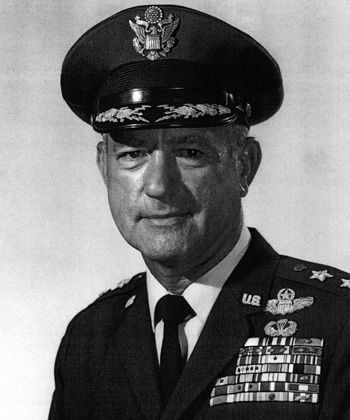 Major General Frank A. Nichols - WWII Fighter Ace