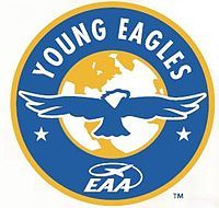 Young Eagles Emblem/Logo