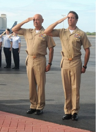 Why Are Those Coveted Navy Pilot's Shoes Brown, Not Black